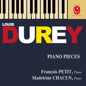 Durey: Piano Pieces, Op. 7, 21, 26, 29, 40 & 75