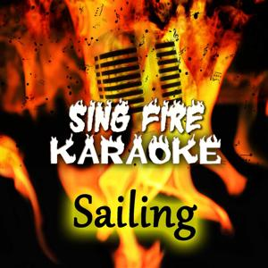 Sailing (Karaoke Version) (Originally Performed By Christopher Cross)