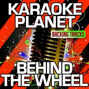 Behind the Wheel (Karaoke Version) (Originally Performed By Depeche Mode)