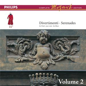 Mozart: The Wind Serenades & Divertimenti, Vol.2