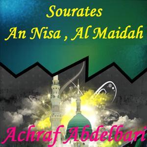 Sourates  An Nisa , Al Maidah (Quran)