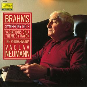 Brahms: Symphony No.2 - Variations On A Theme By Haydn