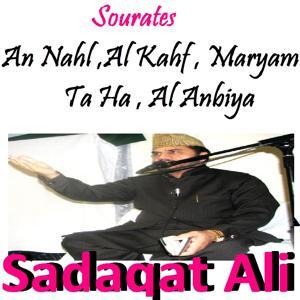 Sourates An Nahl , Al Kahf , Maryam , Ta Ha , Al Anbiya (Quran)
