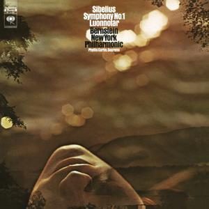 Sibelius: Symphony No. 1 in E Minor, Op. 39 & Luonnotar for Soprano and Orchestra, Op. 70