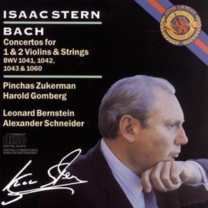 Bach:  Concertos for Violin, BWV 1041-43 & 1060