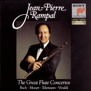 Bach/Mozart/Telemann/Vivaldi: The Great Flute Concertos