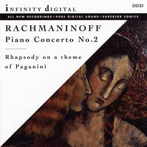 Rachmaninoff: Concerto No.2 for Piano and Orchestra in C minor, Op.18; Rhapsody on a theme of Paganini, Op.43