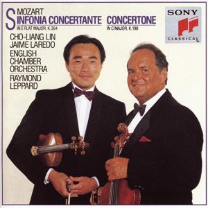 Mozart: Sinfonia Concertante in E-flat Major, KV. 364; Concertone in C Major, KV. 190