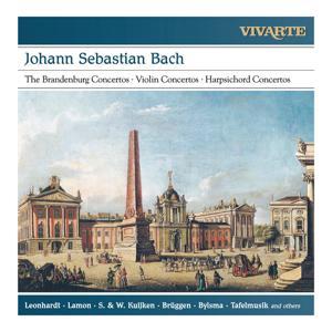 Bach: The Brandenburg Concertos; Violin Concertos BWV 1041-1043 & 1064R; Harpsichord Concerto BWV 1052