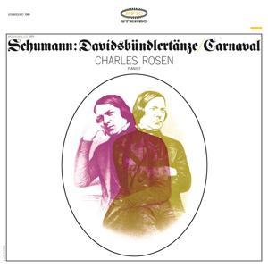 Schumann: Davidsbündlertänze, Op. 6 & Carnaval, Op. 9