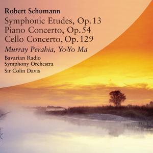 Robert Schummann Symphonic Etudes, Op. 13