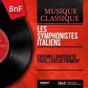 Les symphonistes italiens (Mono Version)