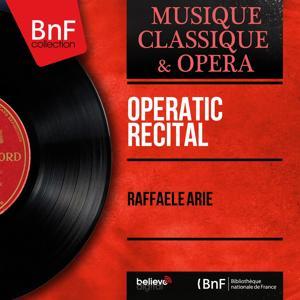 Operatic Recital (Mono Version)