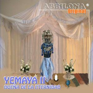 Abbilona Original. Yemaya II. Dueña de la Eternidad