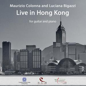 Live in Hong Kong (For Guitar and Piano)