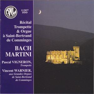 Récital de trompette et orgue à Saint-Bertrand de Comminges (Arr. for Organ and Trumpet)