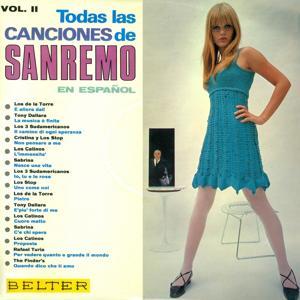 Todas las Canciones de Sanremo en Español, Vol. 2