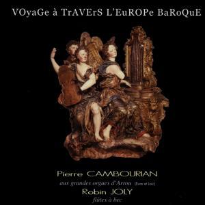 Voyage à travers l'Europe baroque
