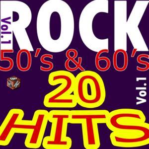 Rock 50's & 60's, Vol. 1