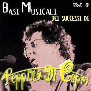 Basi musicali: Peppino Di Capri, Vol. 3