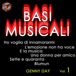 Basi musicali: Genny Day, Vol. 1