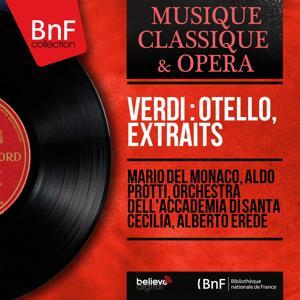 Verdi : Otello, extraits (Mono Version)