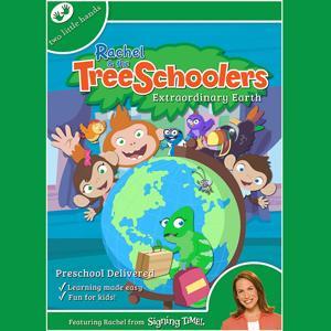 Rachel & the TreeSchoolers: Extraordinary Earth