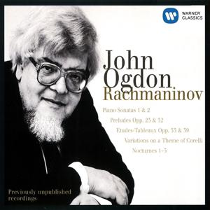 Rachmaninov Piano Works