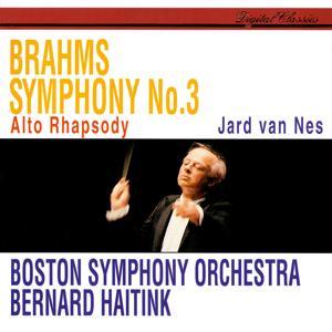 Brahms: Symphony No. 3; Alto Rhapsody