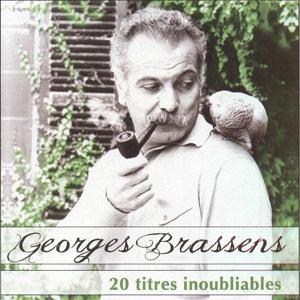 Brassens: 20 titres inoubliables