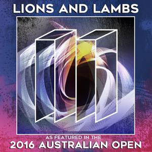 Lions and Lambs (As Featured in the 2016 Australian Open) - Single