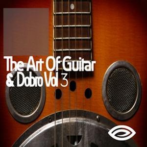 The Art of Guitar & Dobro, Vol. 3