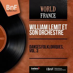 Danses folkloriques, vol. 3 (Mono Version)