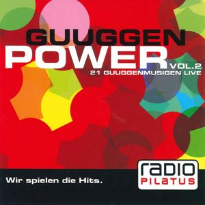 Guuggen Power, Vol. 2 (21 Guuggenmusigen Live)
