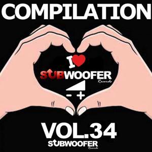 I Love Subwoofer Records Techno Compilation, Vol. 34