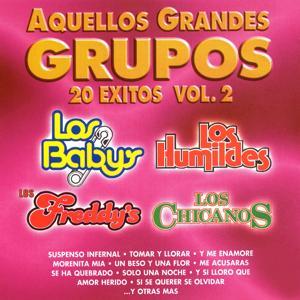 Aquellos Grandes Grupos: 20 Exitos, Vol. 2