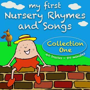 My First Nursery Rhymes and Songs Collection One