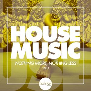 HOUSE MUSIC - Nothing More, Nothing Less, Vol. 1
