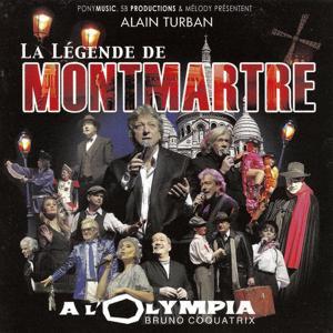 La légende de Montmartre