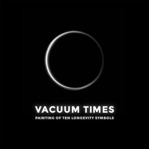 Vacuum Times: Painting of Ten Longevity Symbols
