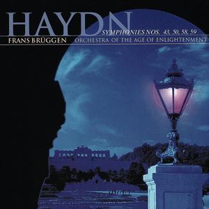 Haydn: Symphonies Nos. 43, 50, 58 & 59