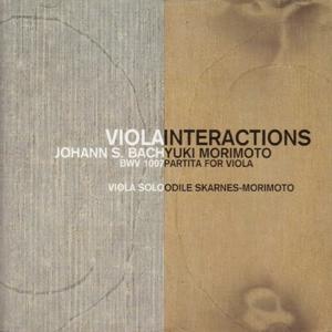 Bach - Morimoto: Viola Interactions