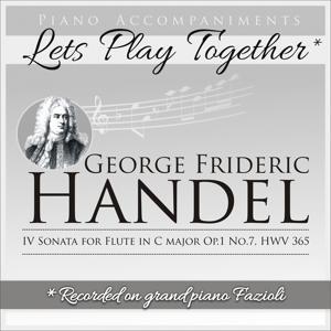 George Frideric Handel: Sonata for Flute in C Major, HWV 365