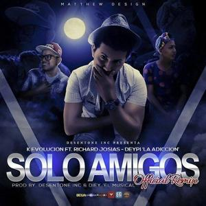 Solo Amigos (Official Remix)