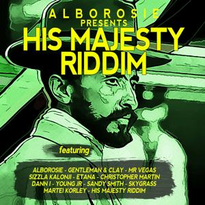Alborosie Presents His Majesty Riddim