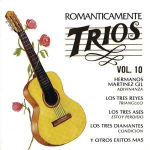 Románticamente Tríos, Vol. 10