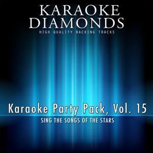 Karaoke Party Pack, Vol. 15
