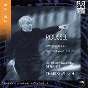 Roussel: Symphonies Nos. 3 & 4 - Suite No. 2 from Bacchus et Ariane