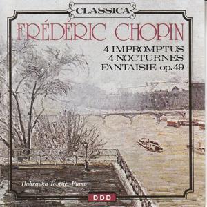 Frédéric Chopin: 4 Impromptus, 4 Nocturnes & Fantaisie No. 14