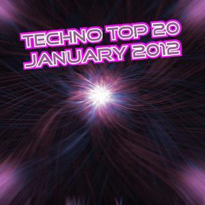 Techno Top 20 January 2012